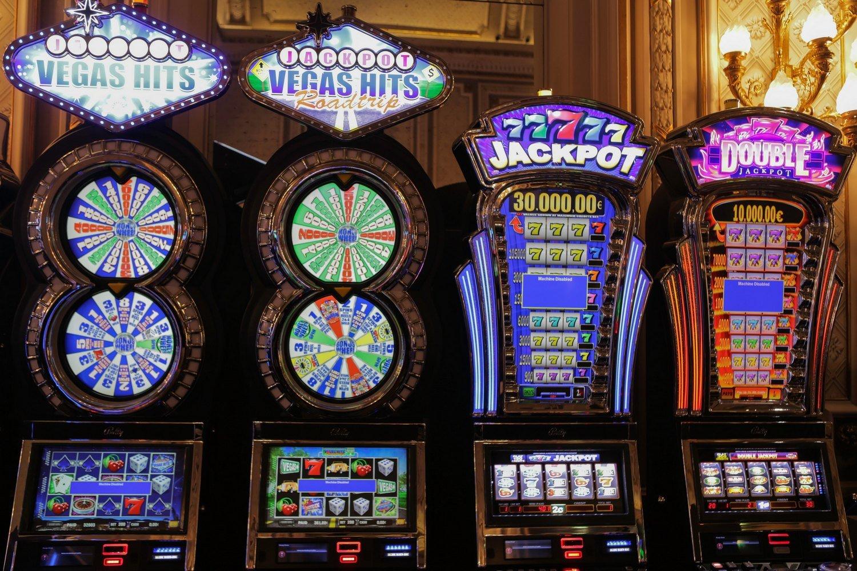 Et hav av muligheter på online casino